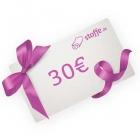 30 € Gutschein von stoffe.de