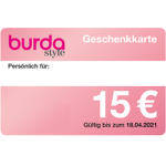 15 € Geschenkkarte
