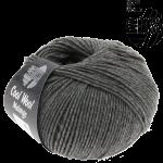 3x Cool Wool Lana Grossa - Dunkelgrau meliert (412)