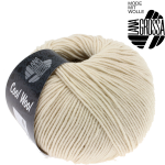 3x Cool Wool Lana Grossa - Natur (590)
