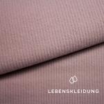 Bio Stoffpaket von Lebenskleidung - Pink Clay