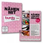 "DVD ""Nähen mit burda style Teil 1"""