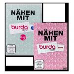 "DVD ""Nähen mit burda style Teil 1+2"""