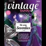 Sonderheft burda vintage DIE SEXY SEVENTIES
