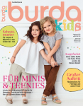 Sonderheft burda kids 2018