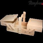 Rayher Holznähkästchen