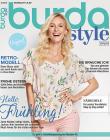 burda style - aktuelle Ausgabe 04/2018