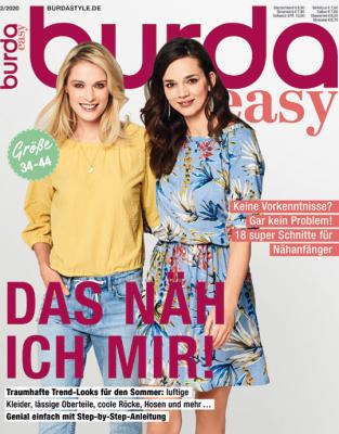 burda easy - aktuelle Ausgabe 02/2020