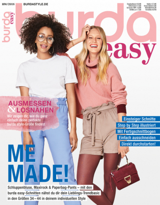 burda style - aktuelle Ausgabe 01/2019