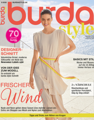 burda style - aktuelle Ausgabe 04/2020