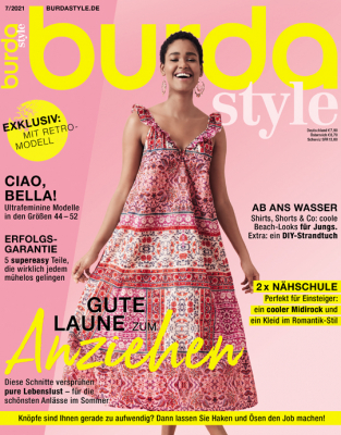burda style - aktuelle Ausgabe