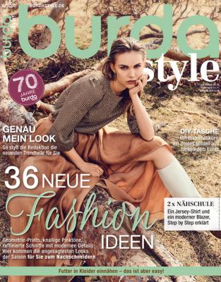burda style - aktuelle Ausgabe 08/2020