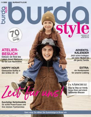 burda style - aktuelle Ausgabe 11/2020