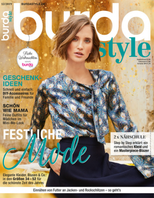 burda style - aktuelle Ausgabe 11/2019