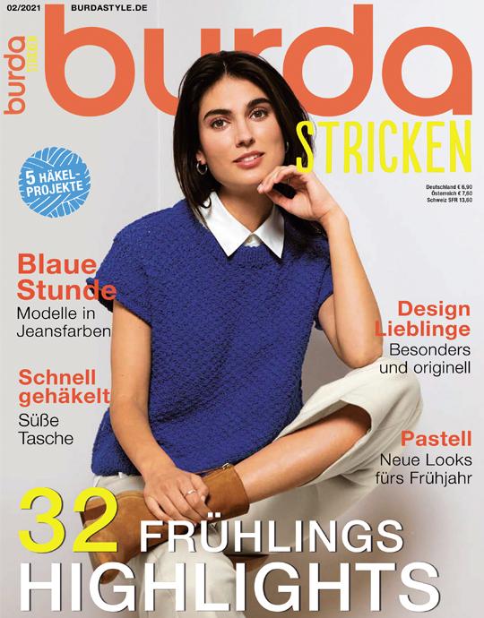burda stricken - aktuelle Ausgabe