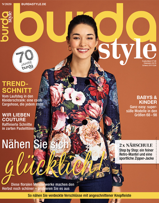 burda style - aktuelle Ausgabe 09/2020
