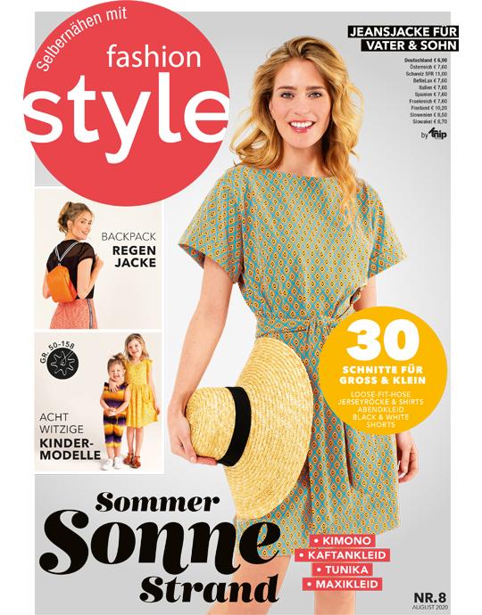 fashion style - aktuelle Ausgabe